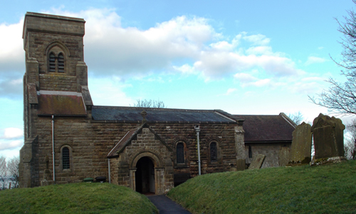 St Peters Church Reighton