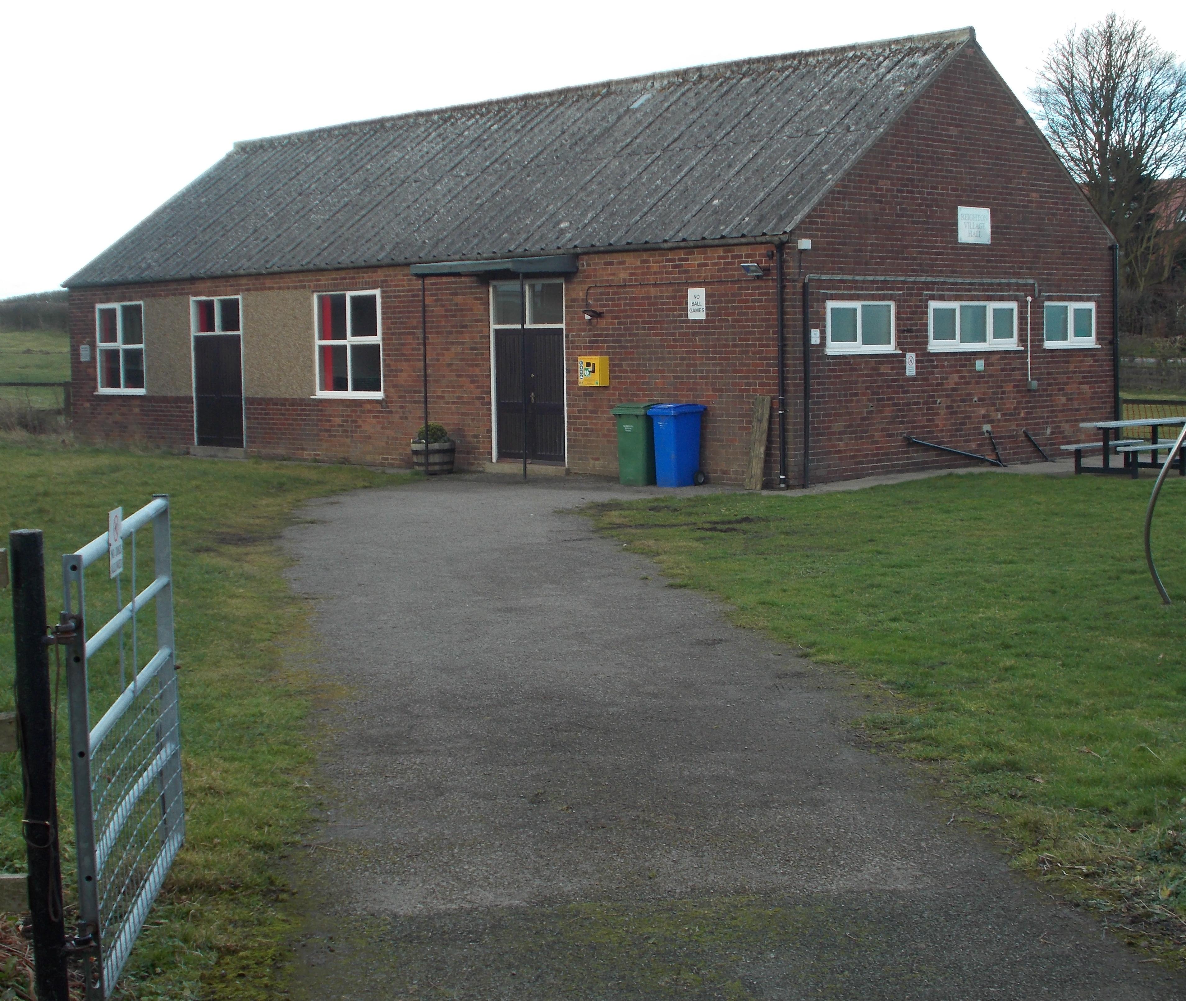 Reighton - Village Hall