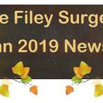 Filey Surgery Newletter - Autumn 2019